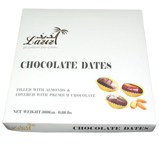 Laziz Products Chocolate Dates